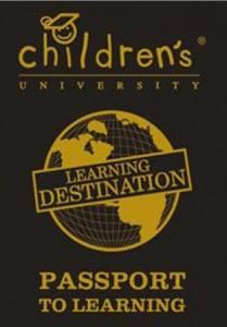 Childrens University validation logo